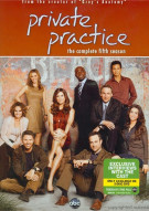 Private Practice: The Complete Fifth Season Movie