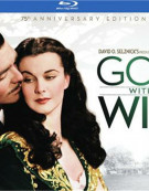 Gone With The Wind: 75th Anniversay Edition Blu-ray