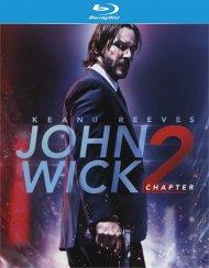 John Wick: Chapter 2 (4k Ultra HD + Blu-ray + UltraViolet) Blu-ray