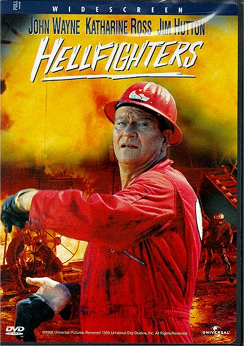 Hellfighters Movie