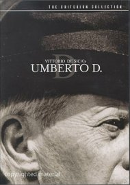 Umberto D.: The Criterion Collection Movie