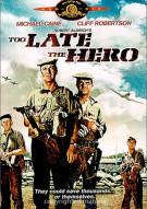 Too Late The Hero Movie