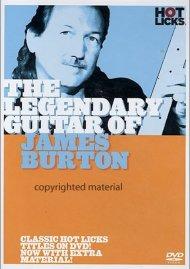 Legendary Guitar Of James Burton, The Movie