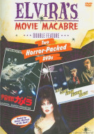 Elviras Movie Macabre: They Came From Beyond Space / Gamera, Super Monster Movie