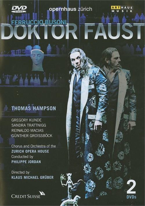 Ferruccio Busoni: Doktor Faust Movie
