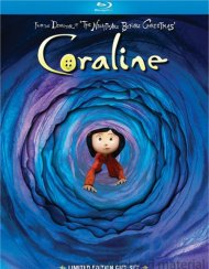 Coraline: Limited Edition Giftset Blu-ray