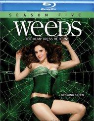 Weeds: Season Five Blu-ray