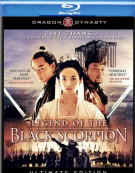 Legend Of The Black Scorpion: Ultimate Edition Blu-ray