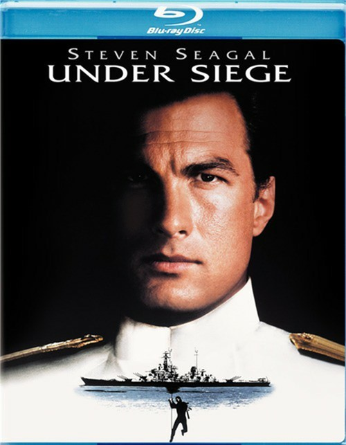 Under Siege (Blu-ray + DVD Combo) Blu-ray