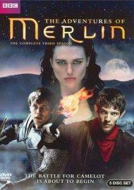 Merlin: The Complete Third Season Movie
