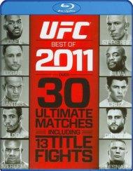 UFC: Best Of 2011 Blu-ray