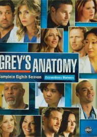 Greys Anatomy: The Complete Eighth Season Movie