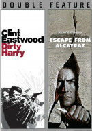 Dirty Harry / Escape From Alcatraz (Double Feature) Movie
