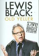 Lewis Black: Old Yeller - Live At The Borgata Movie