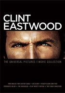 Clint Eastwood: The Universal Pictures 7-Movie Collection Movie