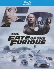 Fate of the Furious, The (4K Ultra HD + Blu-ray + UltraViolet) Blu-ray