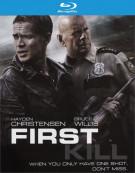 First Kill Blu-ray