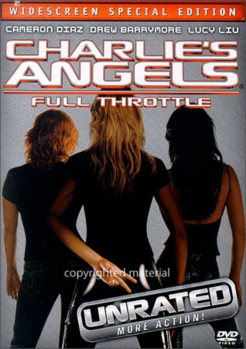 Charlies Angels: Full Throttle (Unrated) (Widescreen) Movie