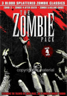Zombie Pack Movie
