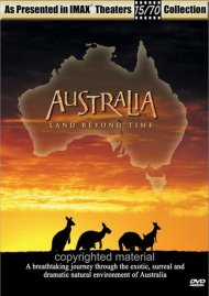 IMAX: Australia - Land Beyond Time Movie