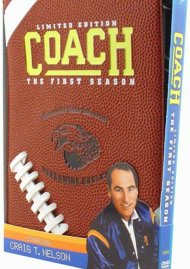 Coach: The First Season - Limited Edition Movie