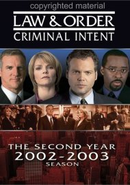 Law & Order: Criminal Intent - The Second Year Movie