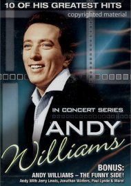 In Concert Series: Andy Williams Movie