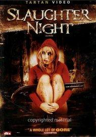 Slaughter Night (SL8N8) Movie
