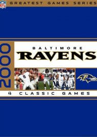 NFL Greatest Games Series: Baltimore Ravens 2000 Playoffs Movie