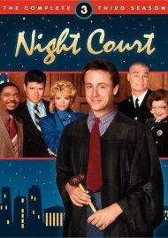 Night Court: The Complete Third Season Movie