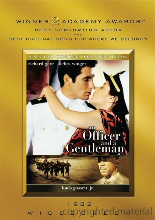 Officer And A Gentleman, An: Special Collectors Edition (Academy Awards O-Sleeve) Movie