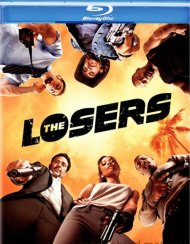 Losers, The Blu-ray