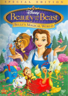 Beauty And The Beast: Belles Magical World - Special Edition Movie