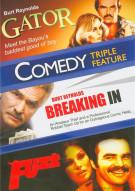 Gator / Breaking In / Fuzz (Triple Feature) Movie