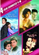 4 Film Favorites: Sandra Bullock Romance Collection Movie