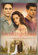 Twilight Saga, The: Breaking Dawn - Part 1 - Two Disc Special Edition (Valentines Day Packaging) Movie