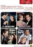 TCM Greatest Classic Films: Romantic Affairs Movie