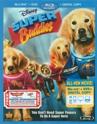 Super Buddies (Blu-ray + DVD + Digital Copy) Blu-ray