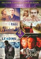 4 Film British Cinema Collection Movie