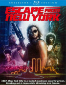 Escape From New York: Collectors Edition Blu-ray