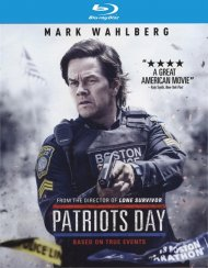 Patriots Day (Blu-ray + UltraViolet) Blu-ray