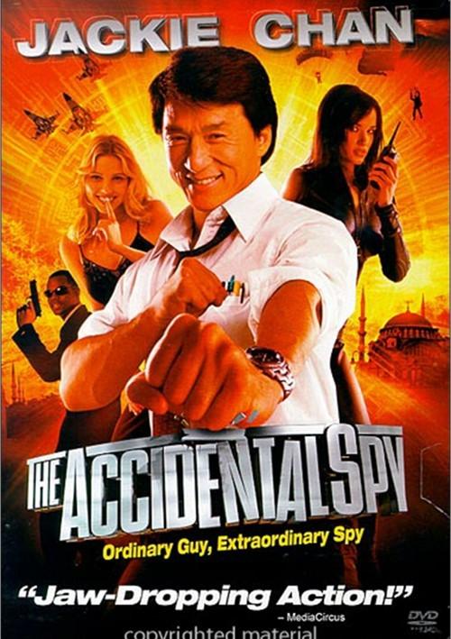 Accidental Spy Movie