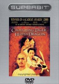 Crouching Tiger, Hidden Dragon (Superbit) Movie