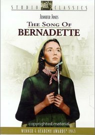 Song Of Bernadette, The Movie