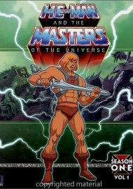 He-Man And The Masters Of The Universe: Season One - Volume 1 Movie