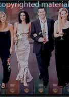 Friends: The One With All Ten Seasons Collectors Box Movie