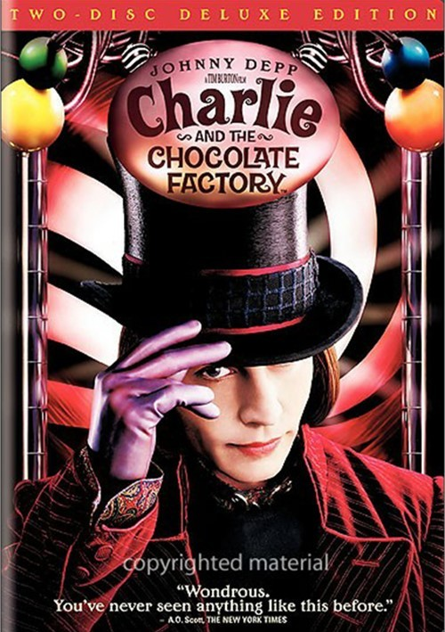 Charlie And The Chocolate Factory: Deluxe Edition (Widescreen) Movie