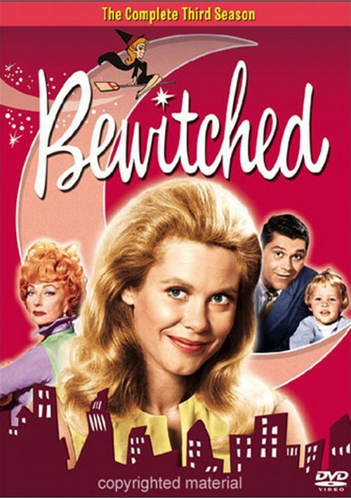 Bewitched: The Complete Third Season (Color) Movie
