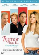 Rumor Has It... (Widescreen) Movie