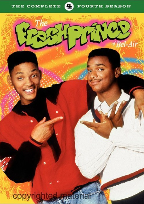 Fresh Prince Of Bel-Air, The: The Complete Fourth Season Movie
